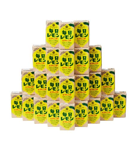 毎日レモン&りんご酢24