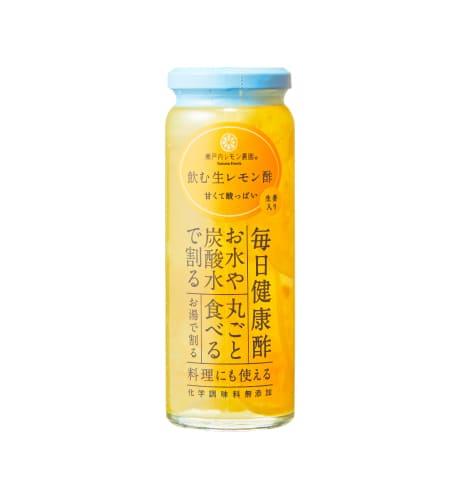 飲む生レモン酢生姜220g