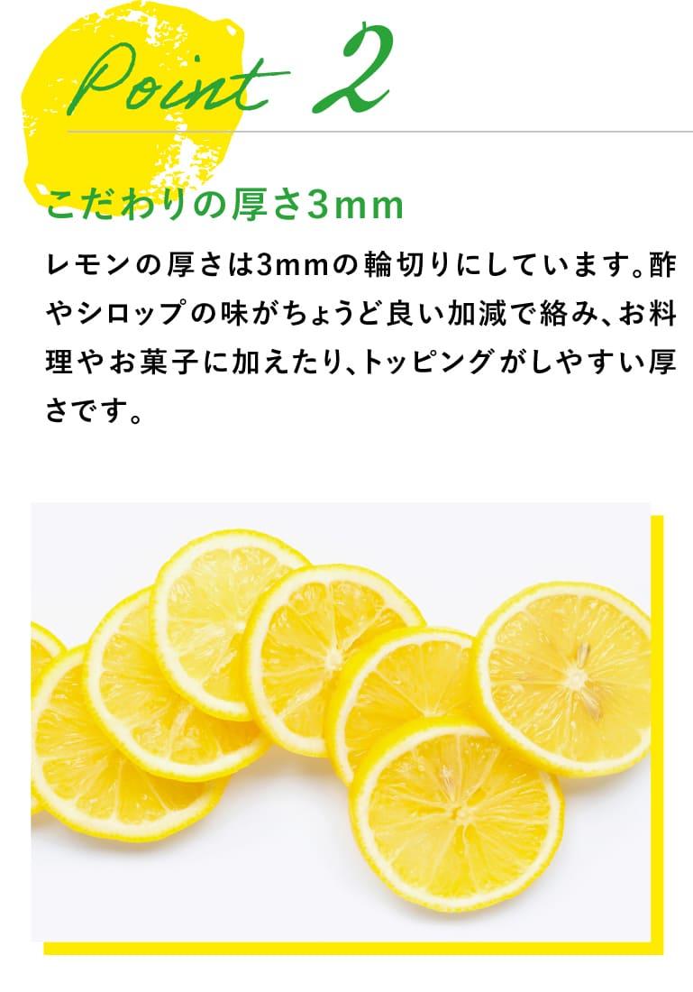 sp用レモン輪切り