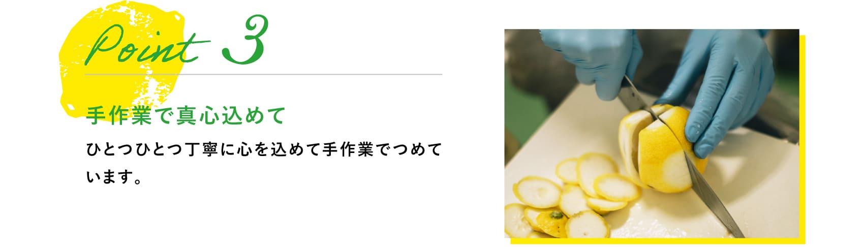 pc用レモン切る